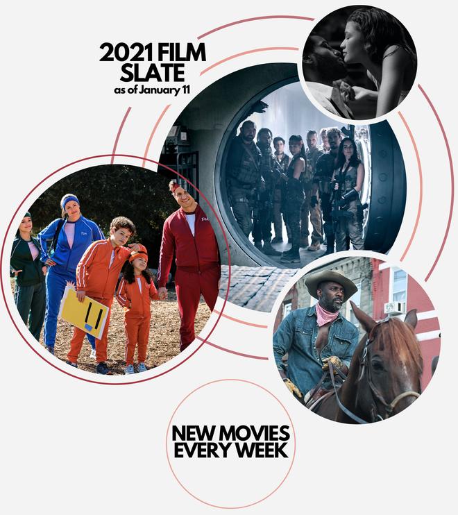 Mới đầu năm nhưng Netflix đã công bố luôn danh sách phim lẻ 2021: 71 tác phẩm, tuần nào cũng có phim mới cho khán giả tha hồ cày - Ảnh 1.