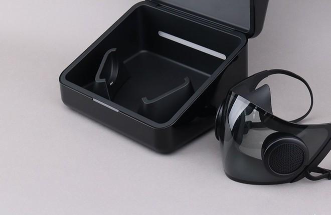 [CES 2021] Razer giới thiệu chiếc khẩu trang N95 siêu ngầu với đèn LED RGB, lọc virus Covid-19 - Ảnh 6.