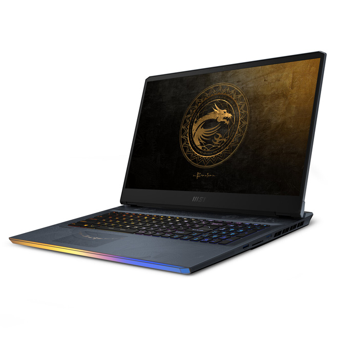 [CES 2021] MSI ra mắt laptop chuyên game GE76 Raider Dragon Edition Tiamat, thay thế series GT Titan - Ảnh 2.