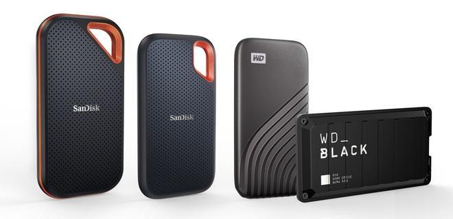 [CES 2021] WD ra mắt loạt ổ cứng SSD 4TB cao cấp: Tốc độ từ 1 - 2GB/s, có chống sốc, chống nước, giá siêu đắt - Ảnh 1.