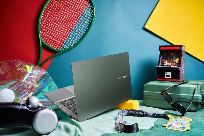 [CES 2021] Asus ra mắt hai mẫu ZenBook Duo mới với màn hình kép, VivoBook và ExpertBook mới siêu nhẹ - Ảnh 3.