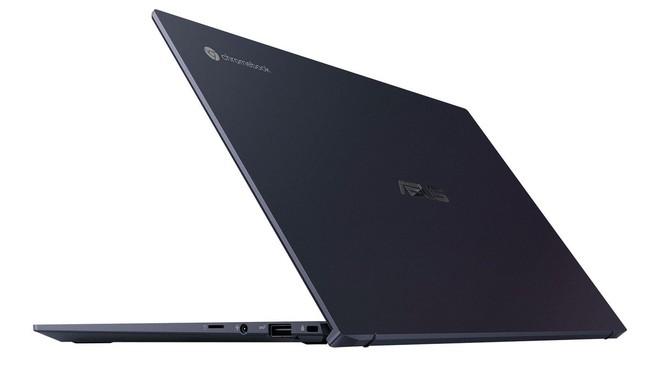 [CES 2021] Asus ra mắt Chromebook CX9, thiết kế tiêu chuẩn quân đội, có thể chơi game - Ảnh 2.