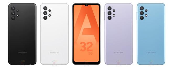 Smartphone 5G giá rẻ nhất của Samsung ra mắt: Chip Dimensity 720, pin 5.000 mAh, cụm camera sau lạ mắt, giá 7,9 triệu đồng - Ảnh 2.