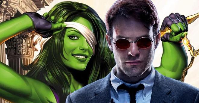 Daredevil vs She-Hulk: Ai là luật sư giỏi hơn? - Ảnh 2.