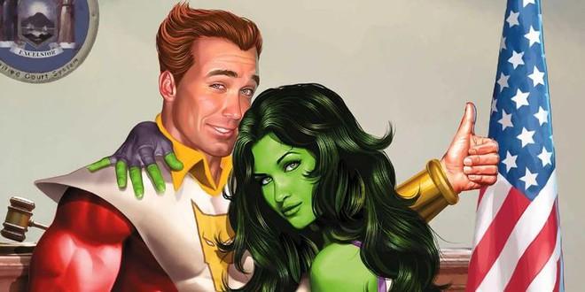 Daredevil vs She-Hulk: Ai là luật sư giỏi hơn? - Ảnh 3.
