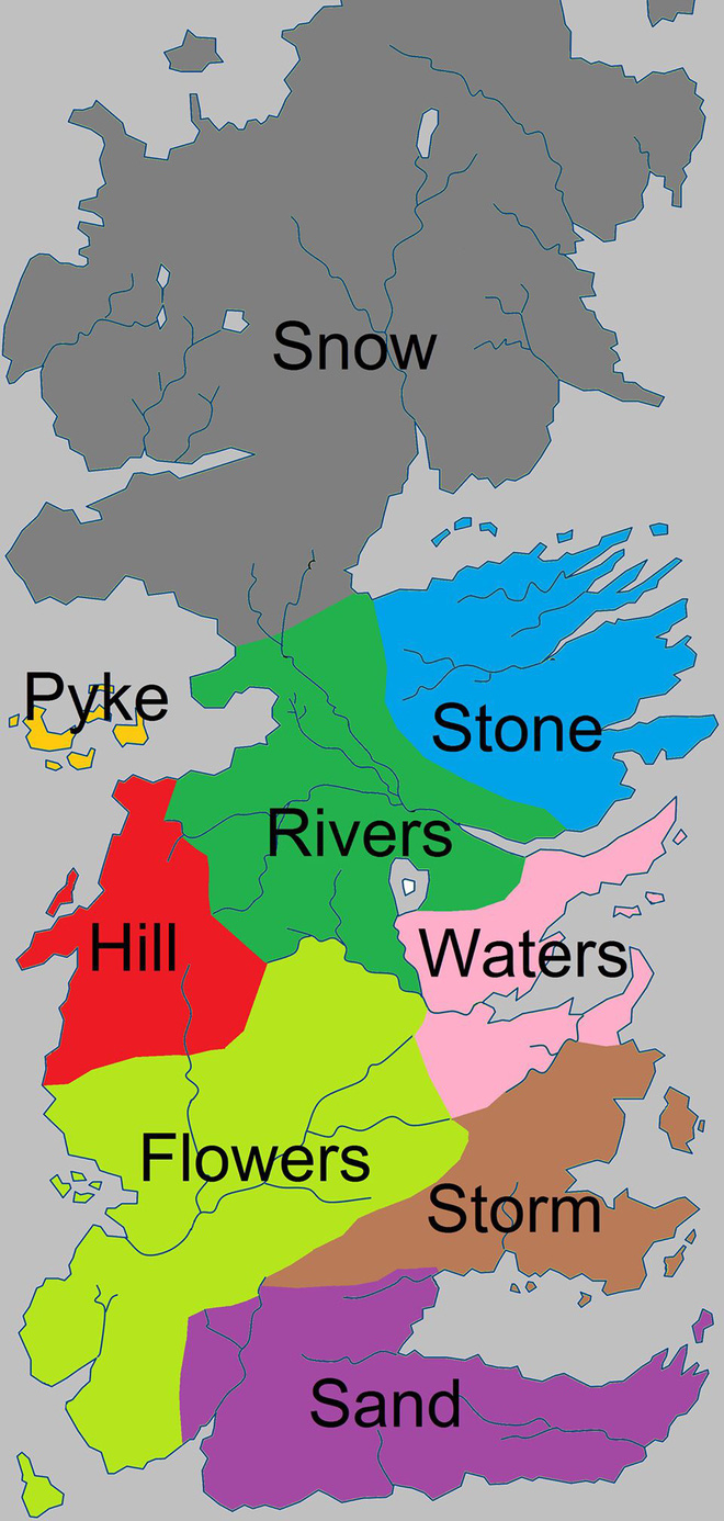 Game of Thrones: Vì sao những đứa con hoang của phương Bắc đều mang họ Snow? - Ảnh 5.