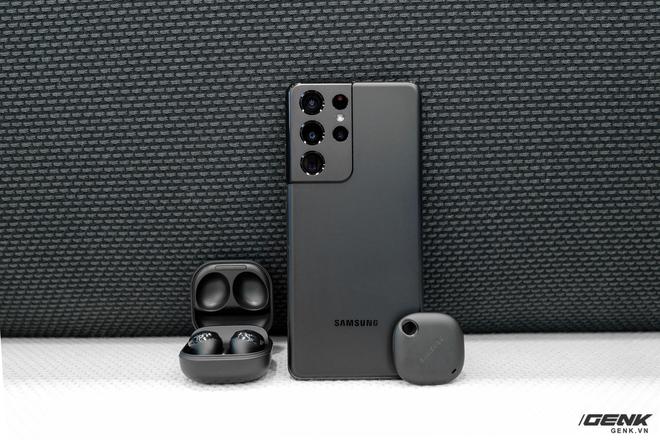 SmartTag, phần cứng mới tinh của Samsung dành cho hội não cá vàng - Ảnh 3.
