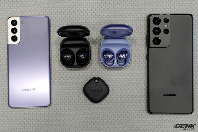 SmartTag, phần cứng mới tinh của Samsung dành cho hội não cá vàng - Ảnh 1.