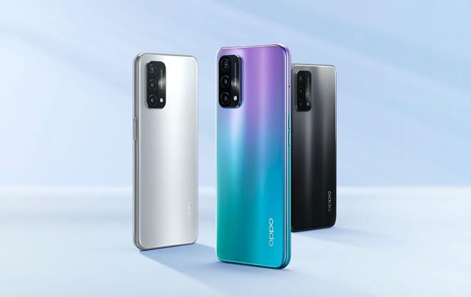 OPPO A93 5G ra mắt: Snapdragon 480, màn hình 90Hz, 3 camera 48MP, giá 7.1 triệu đồng - Ảnh 3.