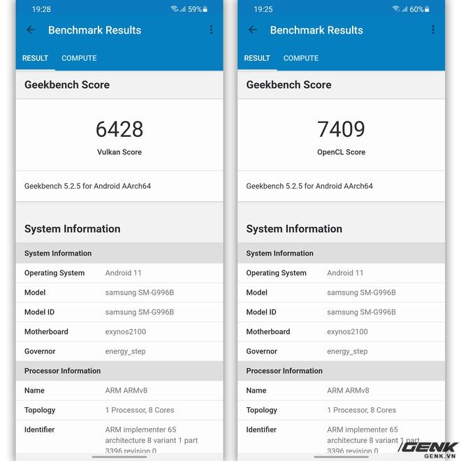 Đánh giá hiệu năng gaming Exynos 2100 trên Galaxy S21: Có cải thiện hơn, nhưng vẫn chưa thể sánh bằng Snapdragon - Ảnh 5.
