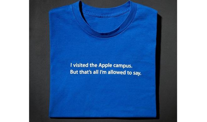 'Luật im lặng' của Apple - Ảnh 1.