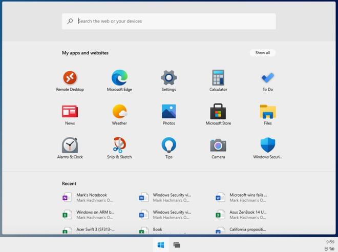 """Windows 10X chính thức lộ diện: Một hệ điều hành """"thuần khiết"""" của Microsoft - Ảnh 4."""