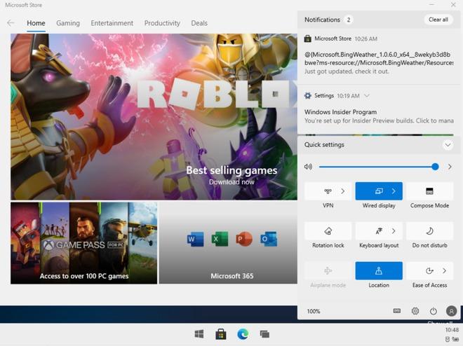 """Windows 10X chính thức lộ diện: Một hệ điều hành """"thuần khiết"""" của Microsoft - Ảnh 9."""