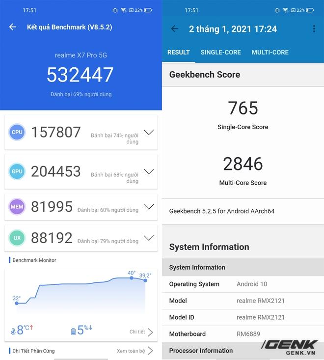 Đánh giá Realme X7 Pro: Smartphone tốt nhất phân khúc giá 8 triệu, nhưng...? - Ảnh 16.