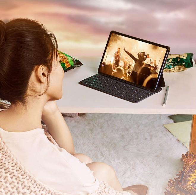 Huawei ra mắt bộ đôi máy tính bảng tầm trung mới tại VN, giá chỉ 5.49 triệu đồng - Ảnh 1.