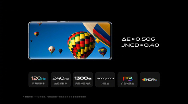 Vivo X60 Pro+ ra mắt: Snapdragon 888, cụm 4 camera cực khủng, màn hình 120Hz, sạc nhanh 55W, giá từ 17.8 triệu đồng - Ảnh 3.