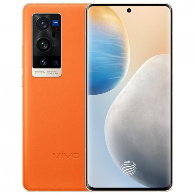 Vivo X60 Pro+ ra mắt: Snapdragon 888, cụm 4 camera cực khủng, màn hình 120Hz, sạc nhanh 55W, giá từ 17.8 triệu đồng - Ảnh 1.