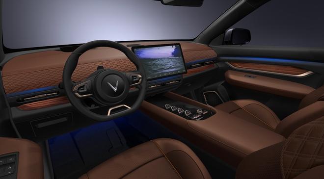 VinFast công bố 3 mẫu ô tô hoàn toàn mới: Bán từ tháng 5, có tùy chọn động cơ điện, VF33 đẹp như xe Mỹ - Ảnh 5.