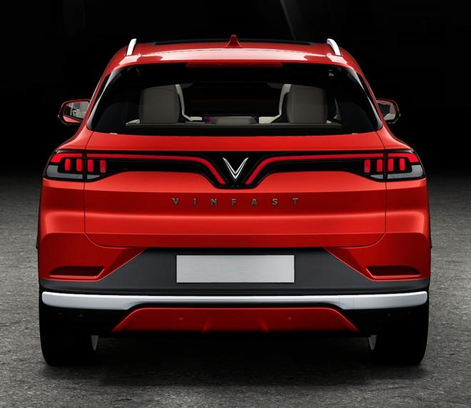 VinFast công bố 3 mẫu ô tô hoàn toàn mới: Bán từ tháng 5, có tùy chọn động cơ điện, VF33 đẹp như xe Mỹ - Ảnh 9.