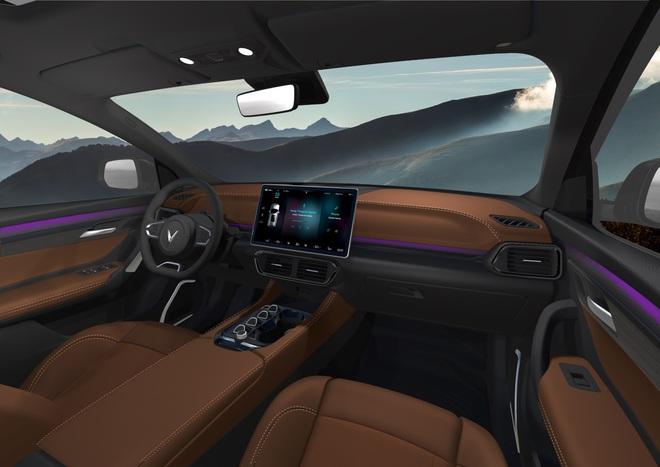 VinFast công bố 3 mẫu ô tô hoàn toàn mới: Bán từ tháng 5, có tùy chọn động cơ điện, VF33 đẹp như xe Mỹ - Ảnh 11.