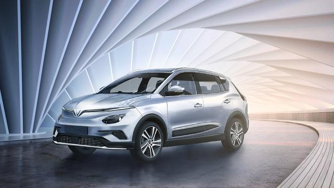 VinFast công bố 3 mẫu ô tô hoàn toàn mới: Bán từ tháng 5, có tùy chọn động cơ điện, VF33 đẹp như xe Mỹ - Ảnh 12.