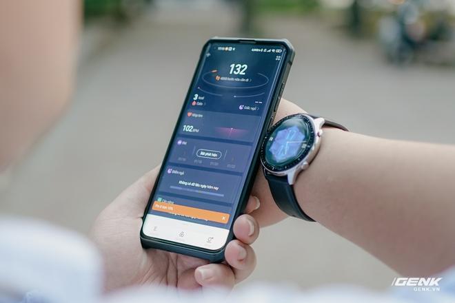 Trên tay Amazfit GTR 2 phiên bản quốc tế: Thiết kế ổn, nhiều tính năng theo dõi sức khoẻ, có tiếng Việt đầy đủ, pin 14 ngày, giá từ 3.89 triệu đồng - Ảnh 5.