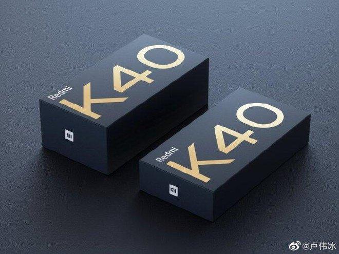 Lộ ảnh vỏ hộp Redmi K40, cũng sẽ không bán kèm củ sạc giống Xiaomi Mi 11 - Ảnh 1.
