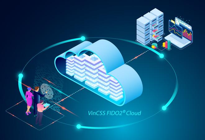 Lần đầu tiên một dịch vụ đám mây xác thực mạnh không mật khẩu ra mắt tại Việt Nam - Ảnh 1.