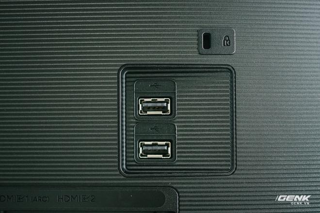Cận cảnh Samsung M5: Màn hình thông minh mới của Samsung có thể hoạt động độc lập không cần máy tính, giá từ 7 triệu đồng - Ảnh 11.
