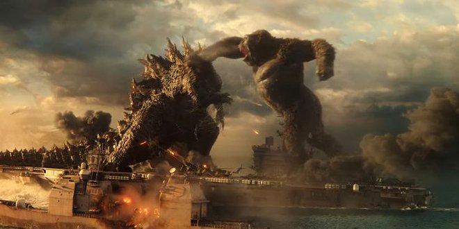Vì sao Kong bỗng chốc bự ngang Godzilla: Chú khỉ đột dậy thì thành công, hay vị Vua quái vật là hàng pha-ke cỡ nhỏ? - Ảnh 3.