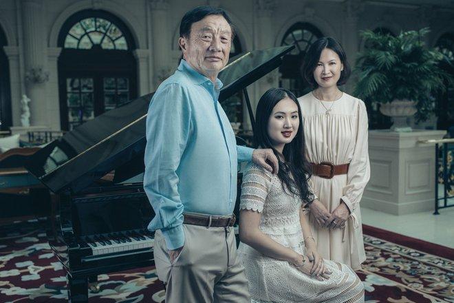 Vì sao con gái út chủ tịch Huawei tốt nghiệp Harvard lại theo đuổi ước mơ showbiz? - Ảnh 3.