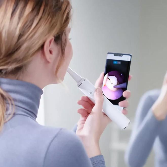 Xiaomi ra mắt máy lấy cao răng siêu âm: Nhỏ gọn, tích hợp camera, kháng nước, giá 710.000 đồng - Ảnh 3.