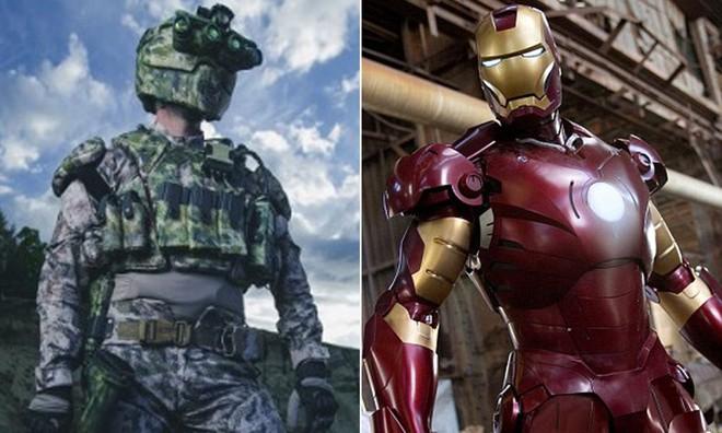 Quân đội Mỹ đang từng bước chế tạo ra bộ đồ Iron Man như thế nào? - Ảnh 9.