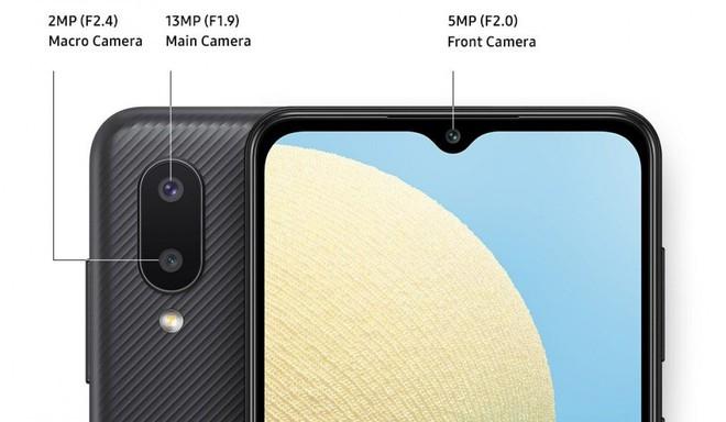 Samsung lại ra mắt smartphone giá rẻ, pin trâu mới - Ảnh 2.