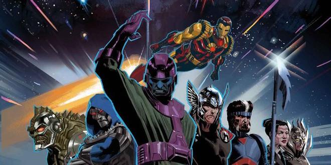 Thanos vs Kang: Ai là nhân vật phản diện mạnh hơn trong vũ trụ Marvel? - Ảnh 2.