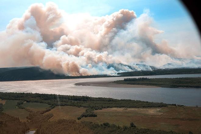 Những ngọn lửa thây ma đang bốc cháy ở nơi nhiệt độ -50 độ C từ hè năm ngoái đến nay vẫn chưa tắt - Ảnh 4.