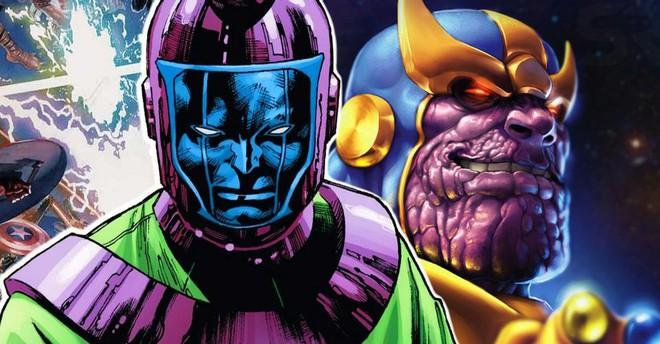 Thanos vs Kang: Ai là nhân vật phản diện mạnh hơn trong vũ trụ Marvel? - Ảnh 1.