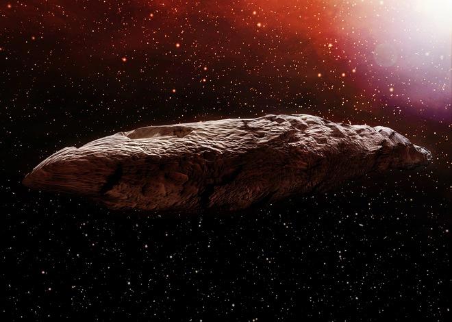 Giáo sư Harvard cho rằng thiên thạch đáng sợ xuất hiện vào năm 2017 là công nghệ của người ngoài hành tinh - Ảnh 1.