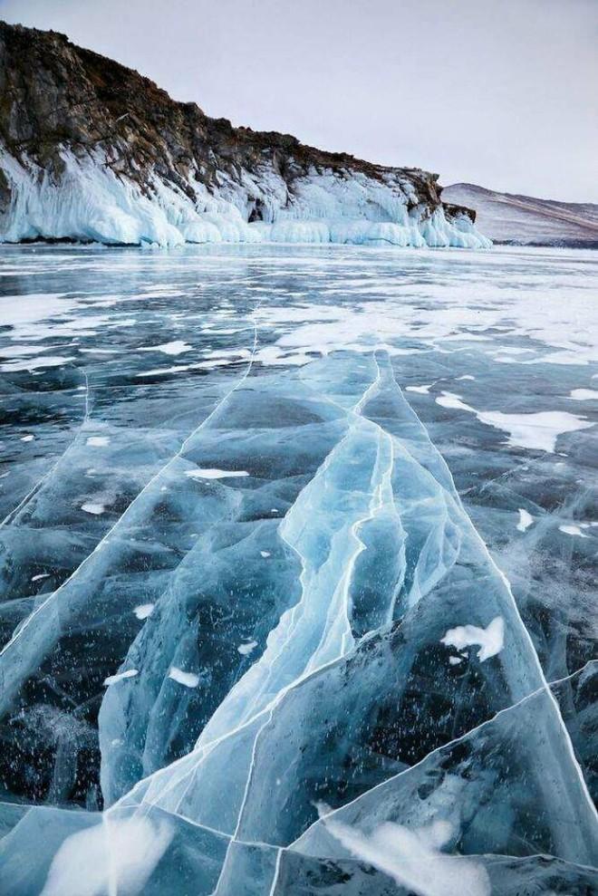 Những bức ảnh cho thấy thời tiết ở Nga lạnh vô đối như thế nào - Ảnh 5.