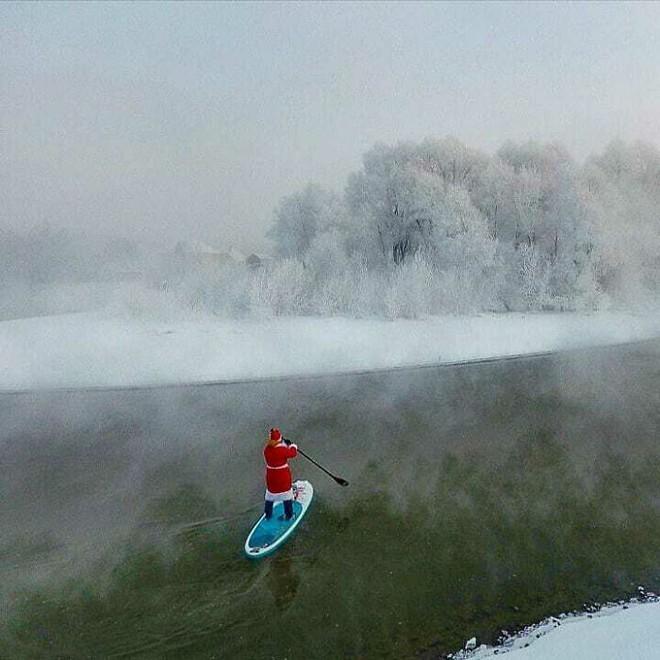 Những bức ảnh cho thấy thời tiết ở Nga lạnh vô đối như thế nào - Ảnh 18.