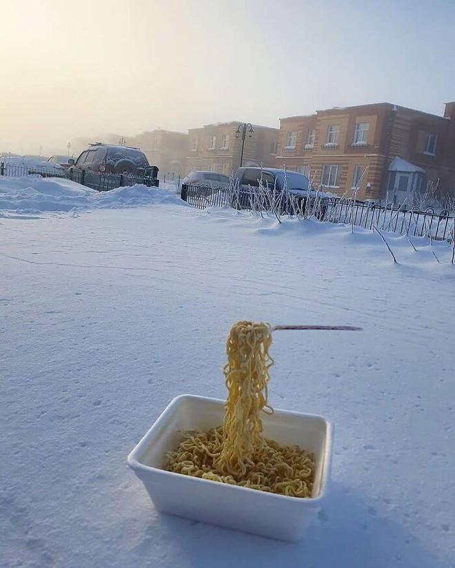 Những bức ảnh cho thấy thời tiết ở Nga lạnh vô đối như thế nào - Ảnh 27.