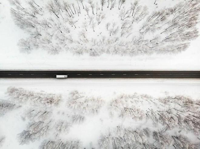 Những bức ảnh cho thấy thời tiết ở Nga lạnh vô đối như thế nào - Ảnh 22.