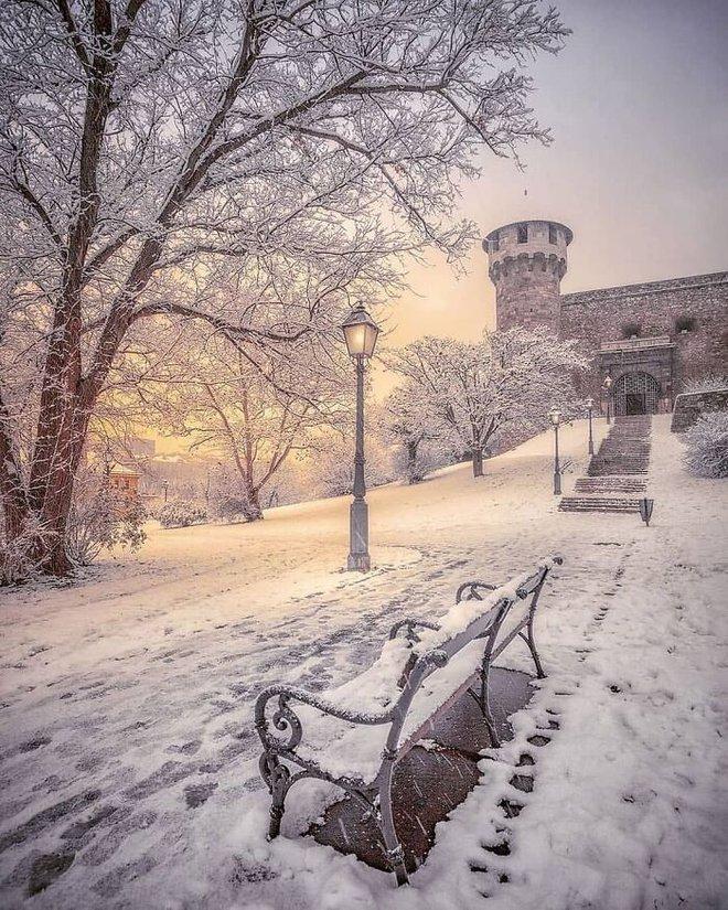 Những bức ảnh cho thấy thời tiết ở Nga lạnh vô đối như thế nào - Ảnh 2.