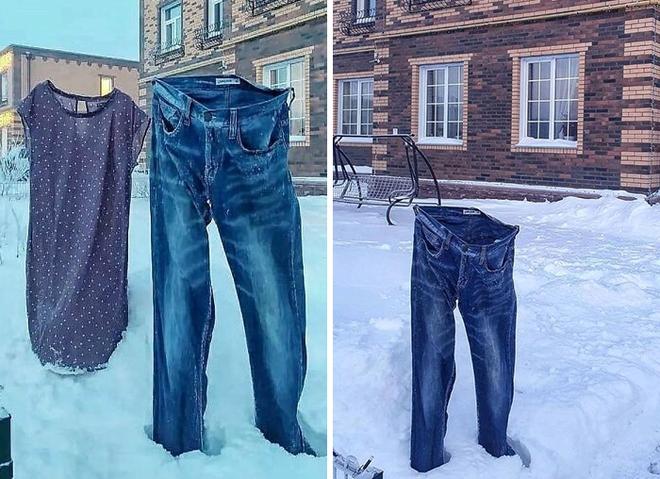 Những bức ảnh cho thấy thời tiết ở Nga lạnh vô đối như thế nào - Ảnh 8.