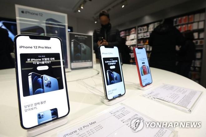 Số lượng thuê bao 5G ở Hàn Quốc tăng nhanh nhờ iPhone 12 - Ảnh 1.