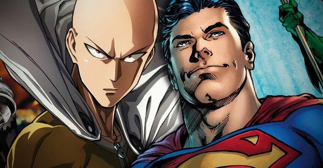 Nếu Superman và One-Punch Man đối đầu, ai sẽ là người chiến thắng? - Ảnh 1.