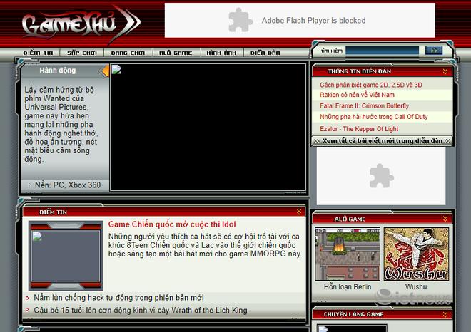 Giao diện của các website, diễn đàn vang bóng một thời tại Việt Nam - Ảnh 5.