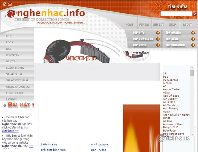 Giao diện của các website, diễn đàn vang bóng một thời tại Việt Nam - Ảnh 7.