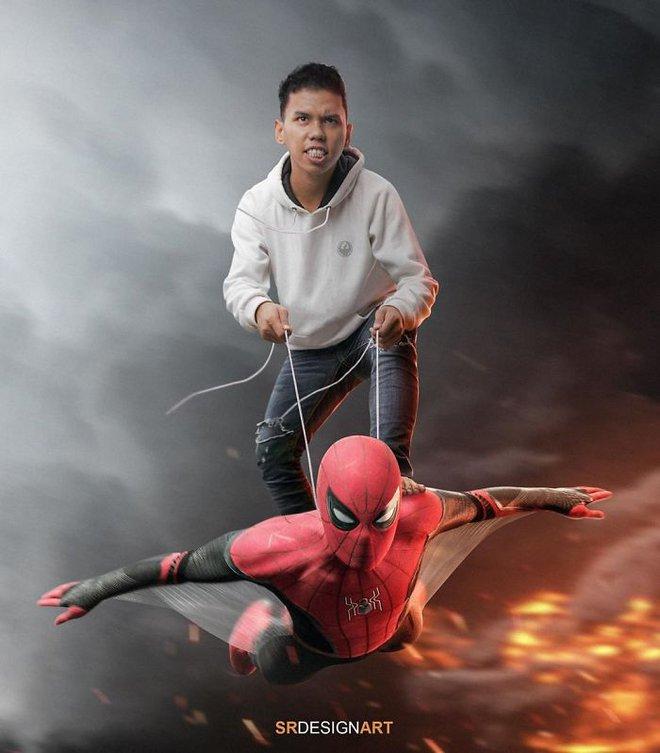 Anh designer tự photoshop bản thân vào chung ảnh với các ngôi sao nổi tiếng cực chân thật, từ Avengers cho đến John Wick không trượt bức nào - Ảnh 8.