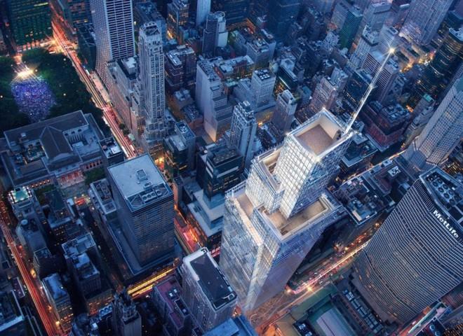 Ngắm nhìn các tòa nhà đẹp và có kiến trúc xuất sắc nhất năm 2020 - Ảnh 30.